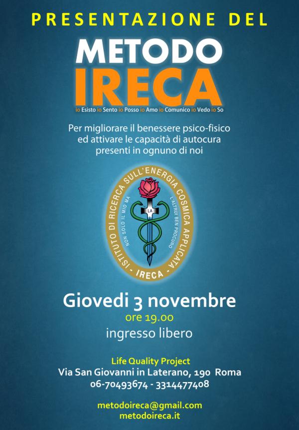 ireca_presentazione