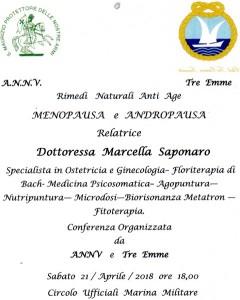 Locandina Conferenza Taranto 20180421